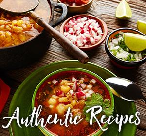 Del Sol Recipes ..